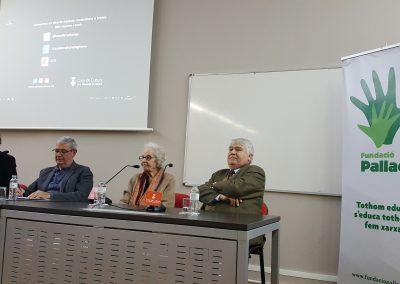"""PRESENTACIÓ DEL DOCUMENTAL """"MEMÒRIES DE L'EXILI"""" A LA CASA DE CULTURA DE GIRONA"""